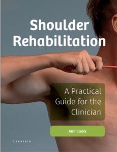 Boek shoulder rehabilitation Ann Cools